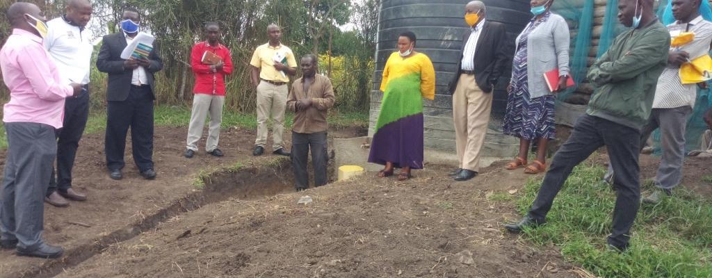 Parish demo farm
